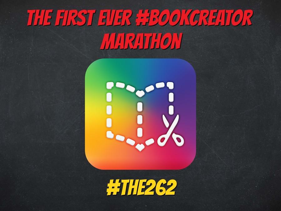 #BookCreator 9/21/2018 #The262