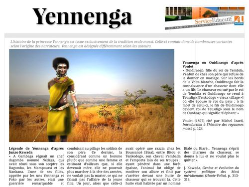Yennenga