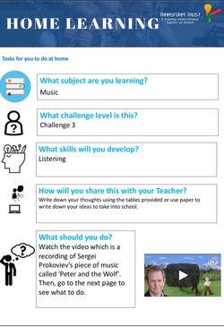 Music - Listening Challenge 3