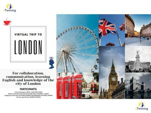 Virtual Trip to London