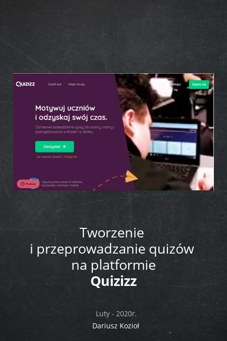 Platforma Quizizz