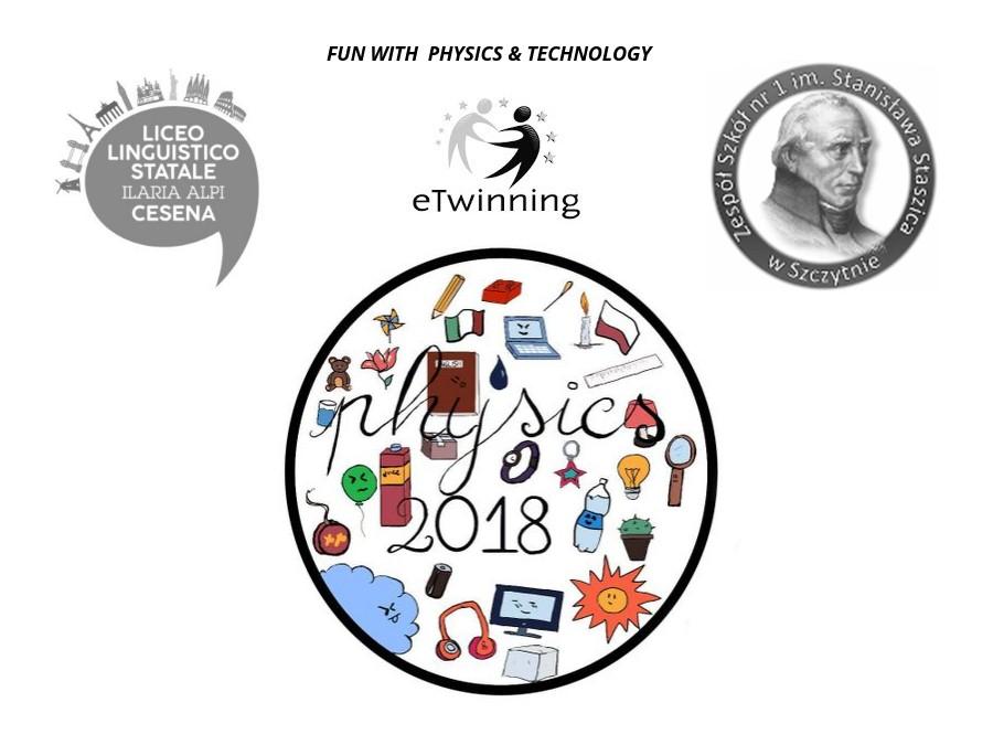 FUN WITH PHYSICS &TECHNOLOGY: an amazing eTwinning project