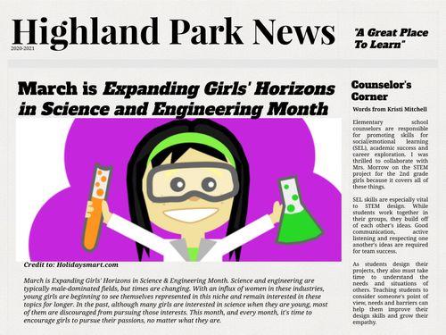 Highland Park News