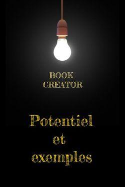 Book Creator : potentiel et exemples