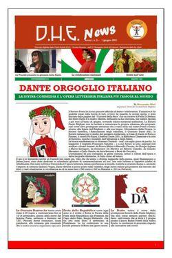 DHE NEWS Anno 1 N. 5