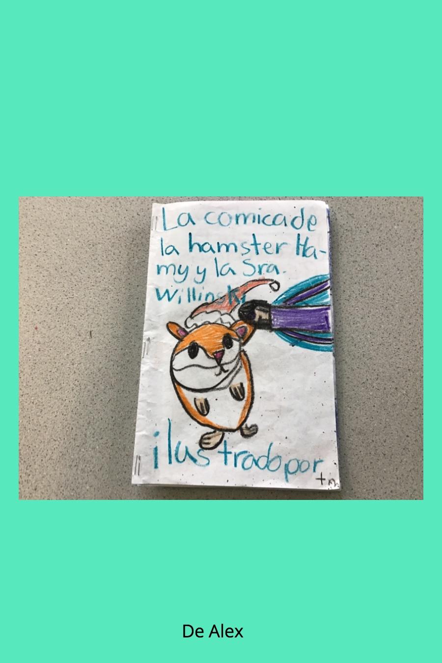 La Cómica De La Hámster Hamy Y la Sra. Willinski
