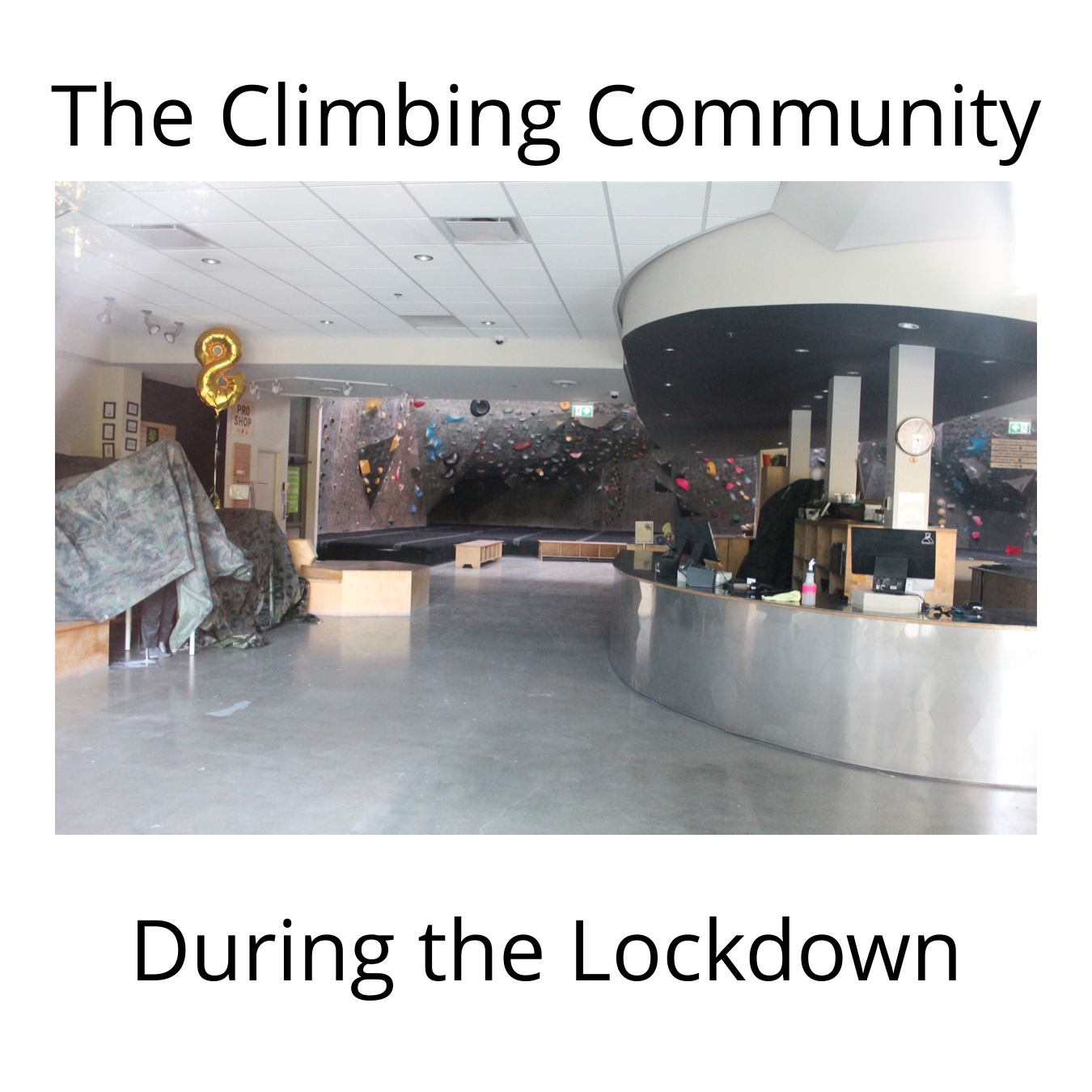 The Climbing Community During the Lockdown