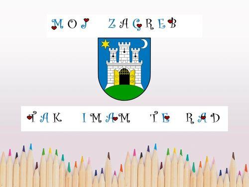 Zagreb u slici i srcu