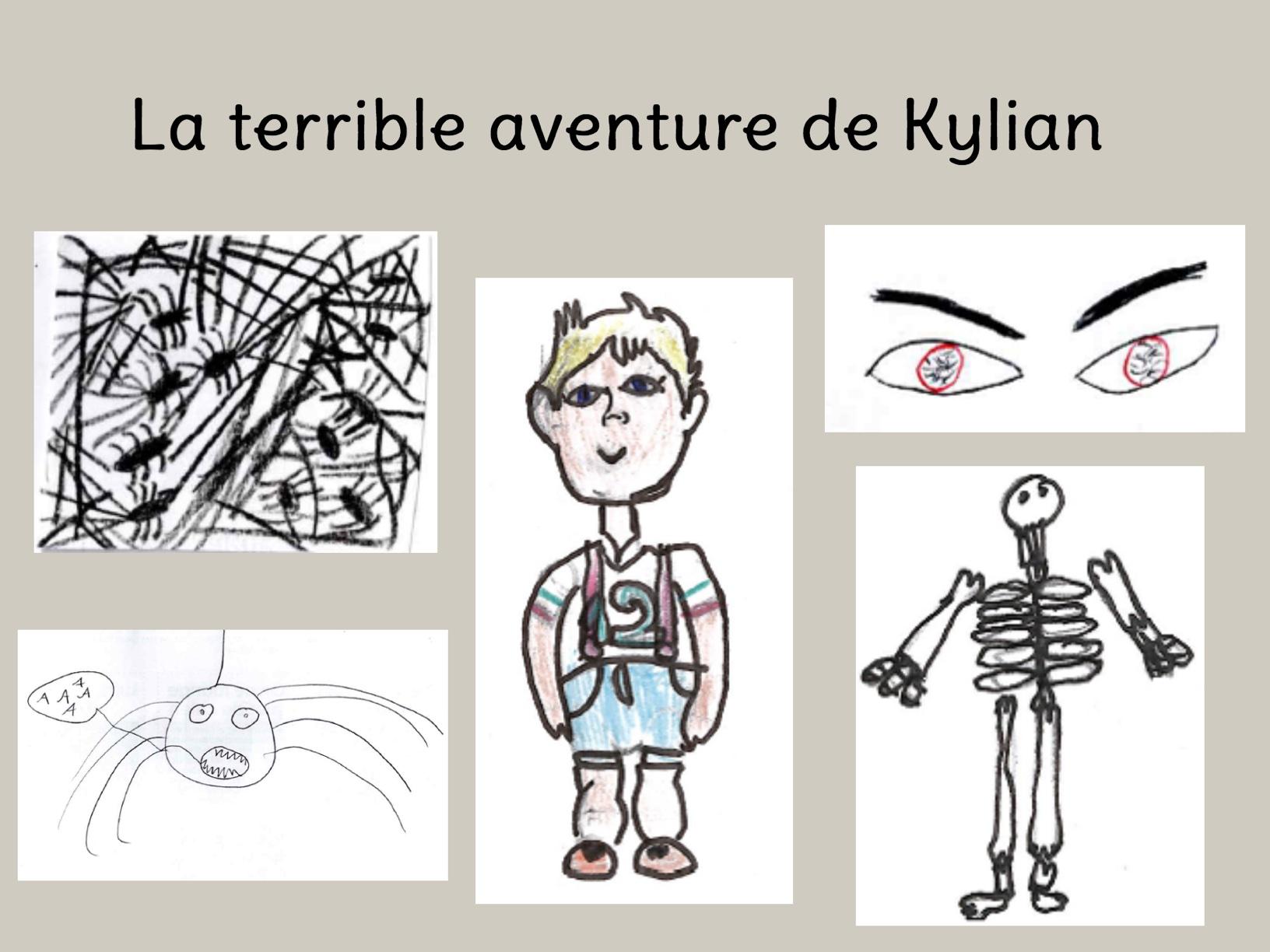 La terrible aventure de Kylian