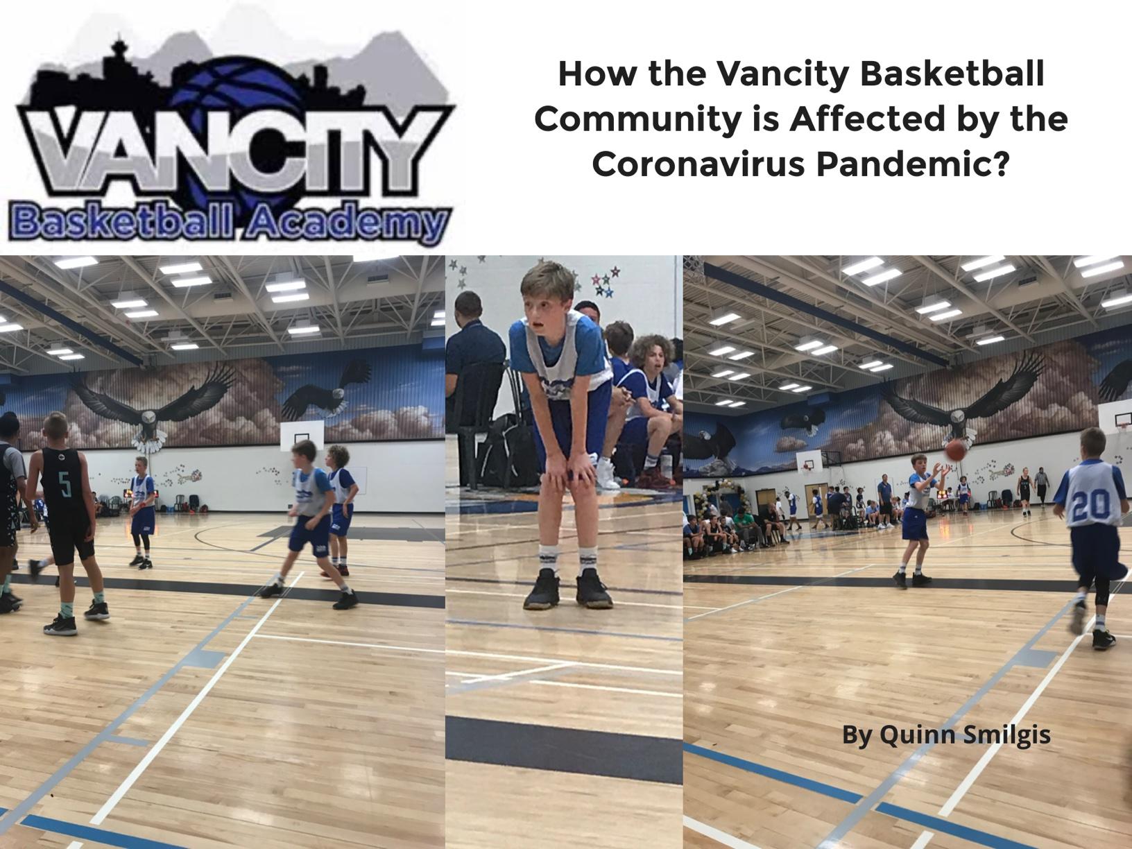 Vancity and the coronavirus