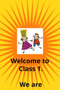 We are Great - Class 1