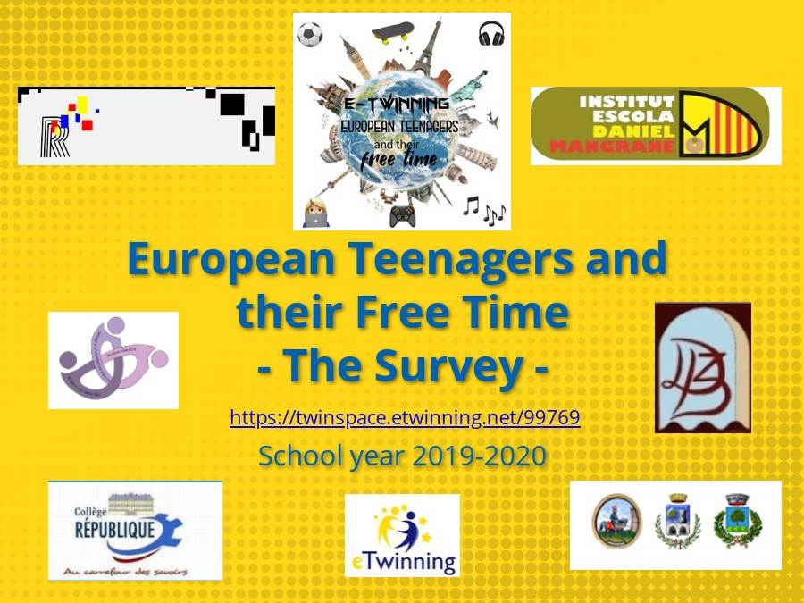 European Teenagers and their Free Time