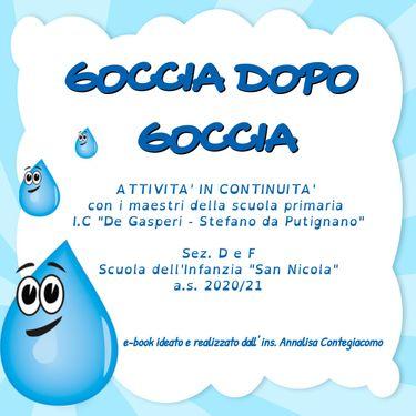 GOCCIA DOPO GOCCIA...