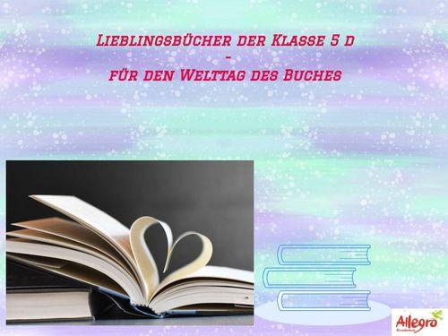 digitales Buch der Klasse 5 d