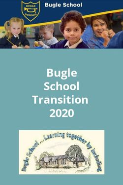 Year 1 Transition Book