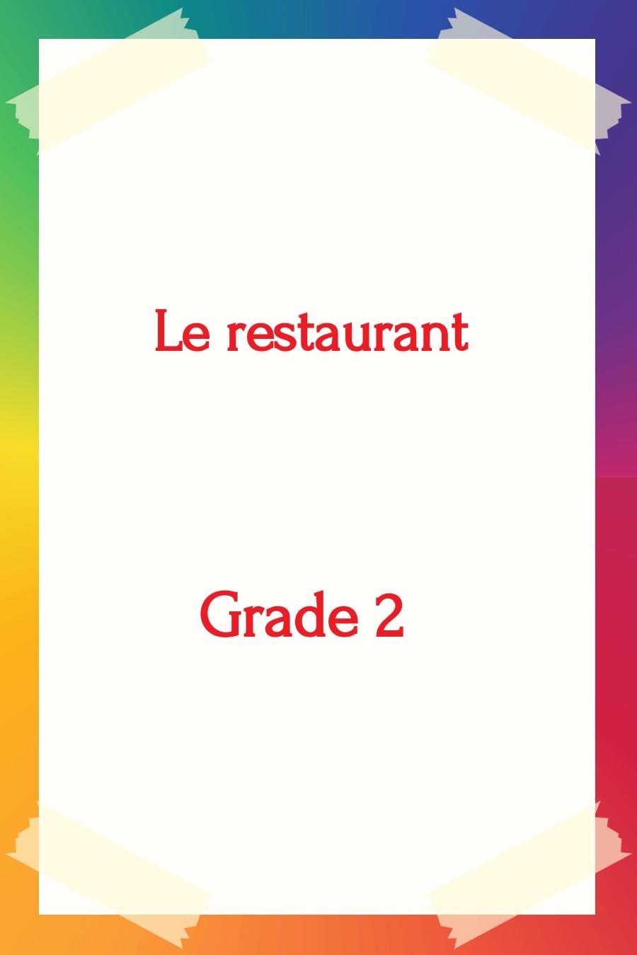 Gr. 2 Distance Learning Week # 11