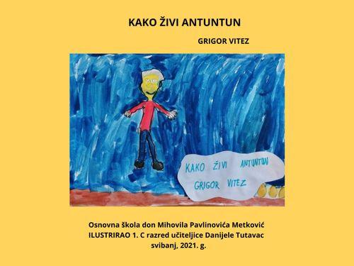 Kako živi Antuntun, G. Vitez