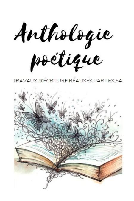 Anthologie poétique 5A