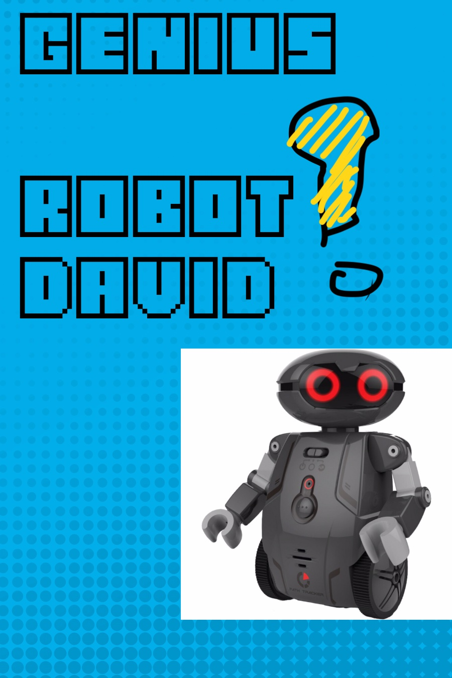 Genius Robot David