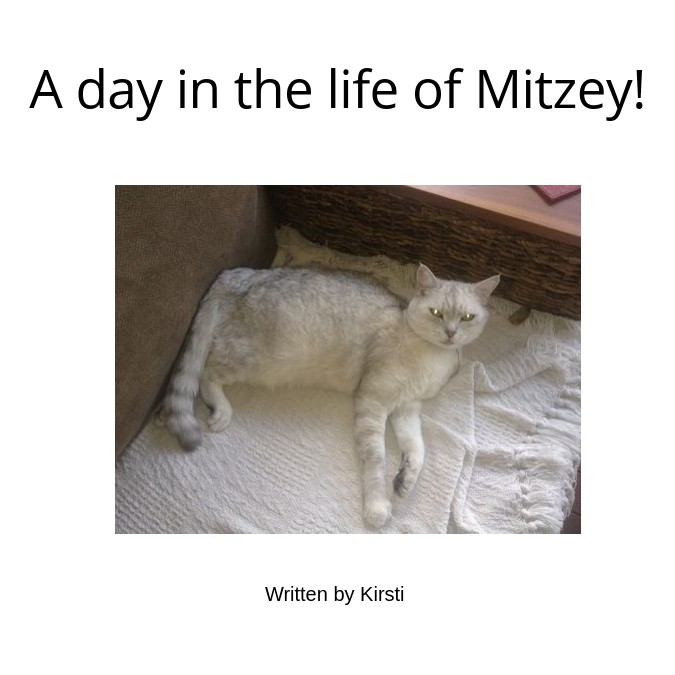 The adventures of Mitzey