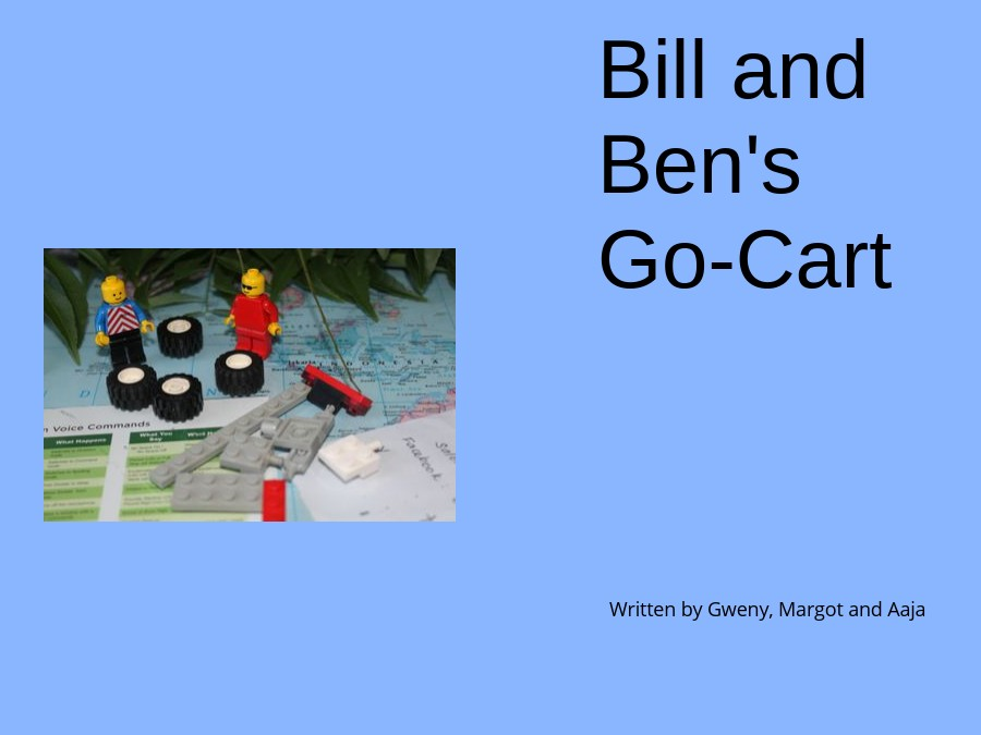 Bill and Ben's Go-Cart