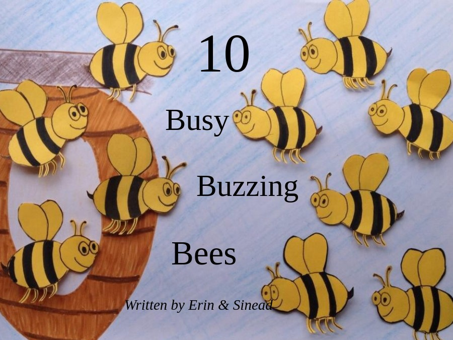 10 Busy Buzzing Bees