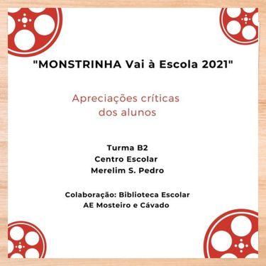 ViVer Cinema com a Monstrinha 2021