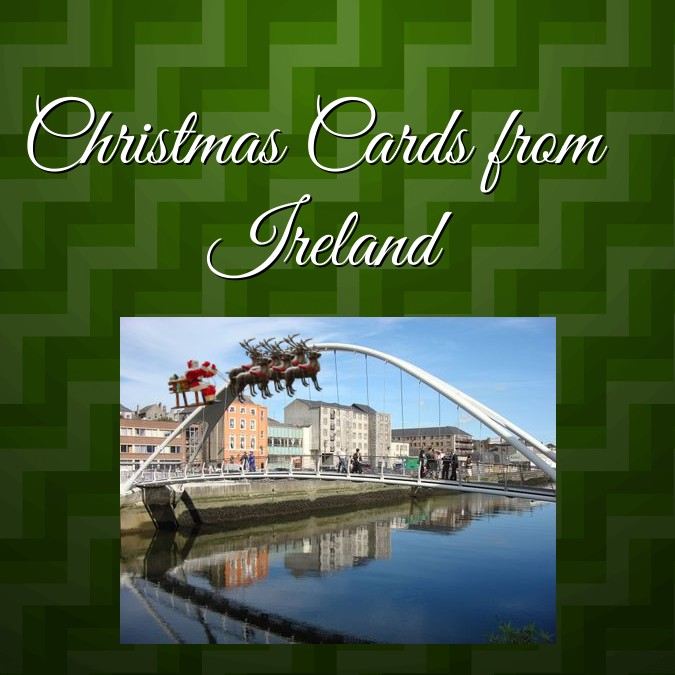 Christmas Cards from Ireland