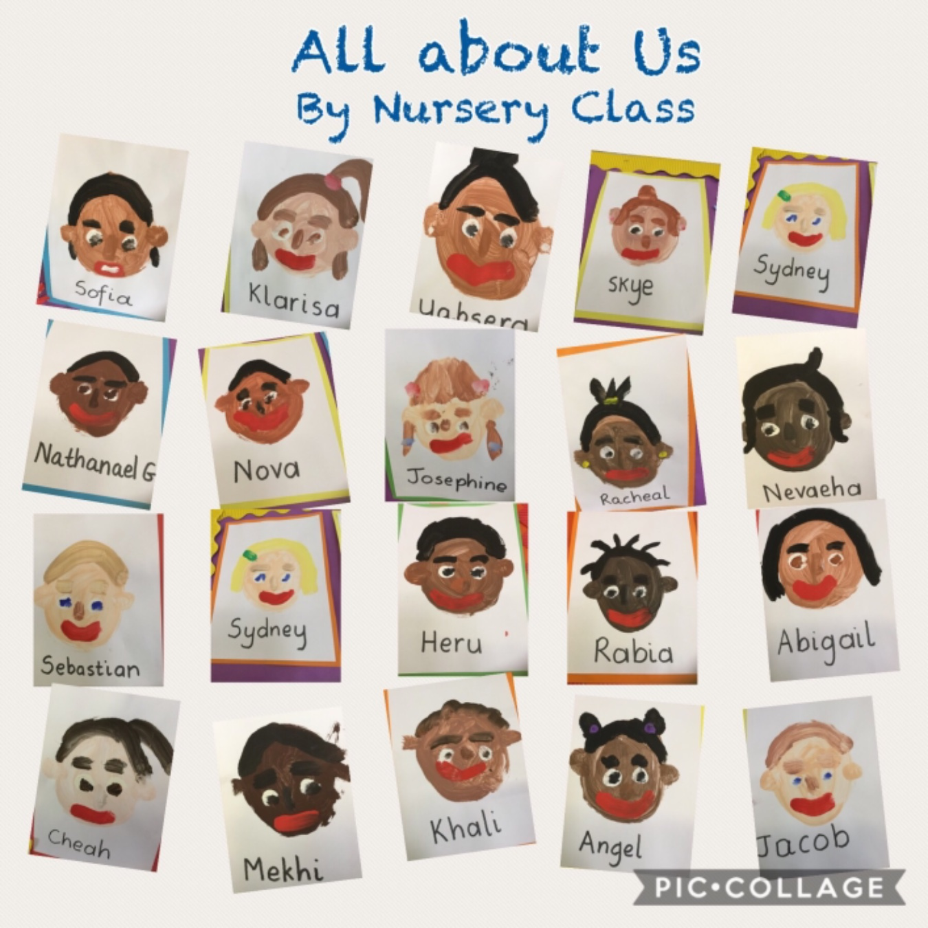 ALL ABOUT NURSERY 2018/19