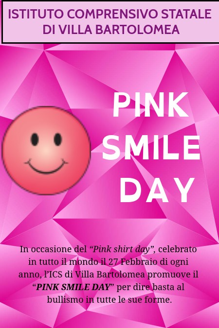 PINK SMILE DAY