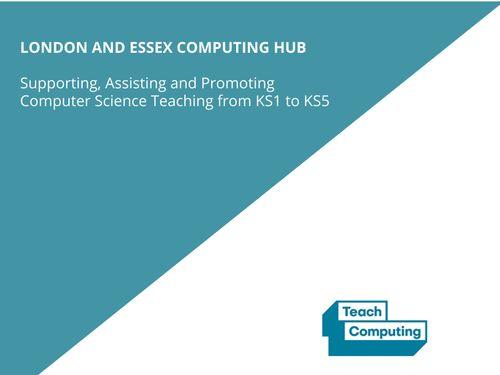 London and Essex Computing Hub