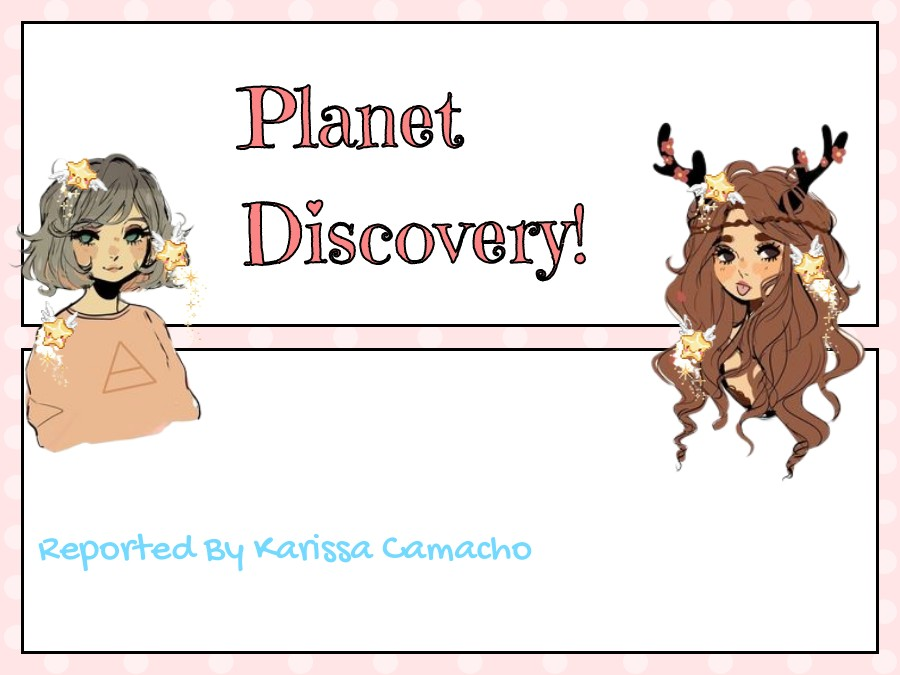 Planet Discovery!