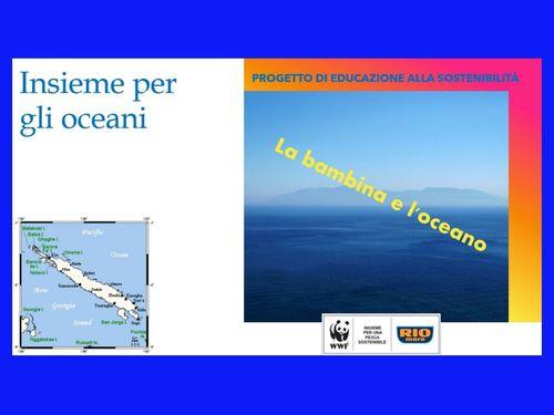 Insieme per gli Oceani classe IV E & ins. Antonella Girolamo