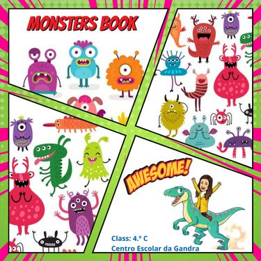 Monsters Book 4C_Gandra