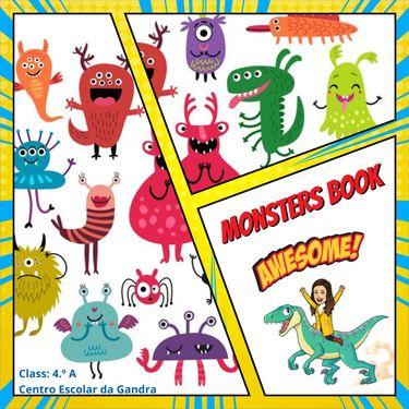 Monsters Book 4A_Gandra