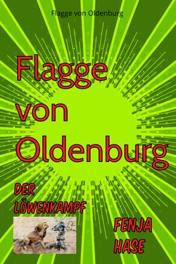 Flagge von Oldenburg
