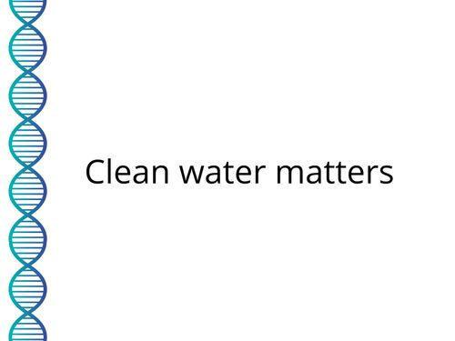 Clean Water Matters
