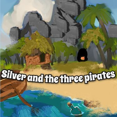 Silver and the pirates