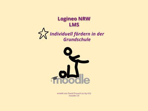 Logineo NRW LMS - Individuell fördern in der Grundschule