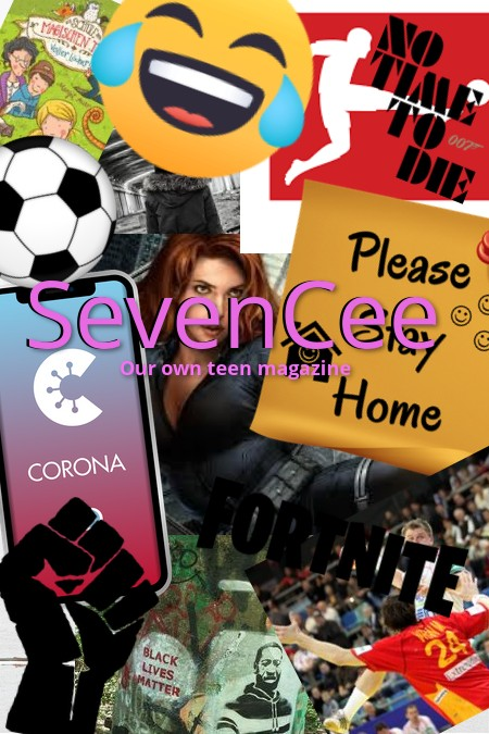 SevenCee - Our own teen magazine