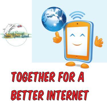 Together for a better Internet