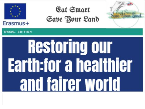 Restoring our Earth: For a healthier and fairer world