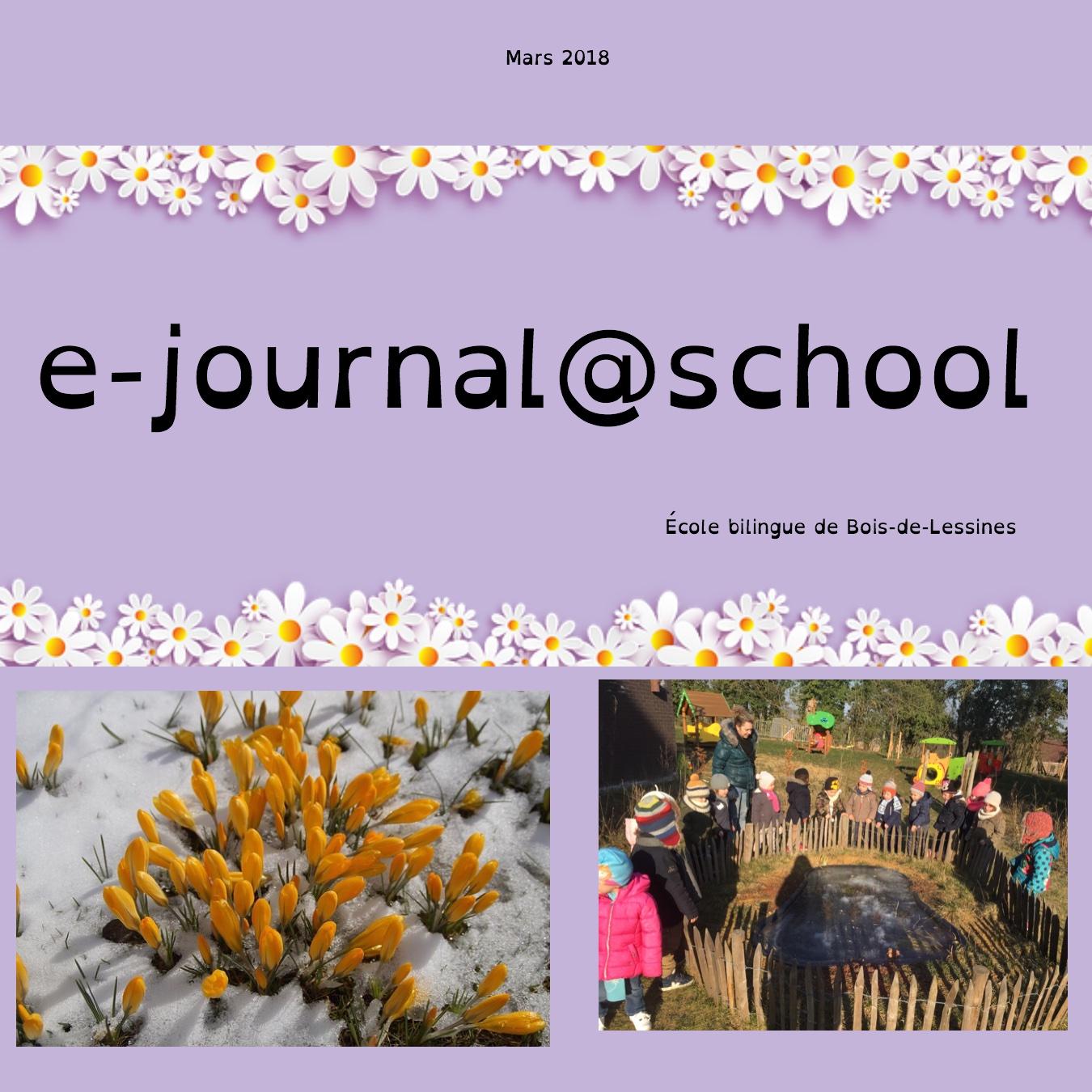 Journal de mars 2018