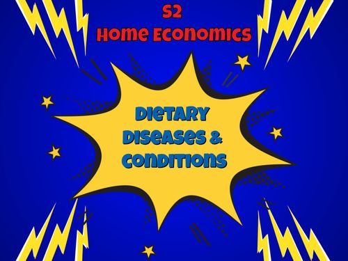 S2 Dietary Diseases and Conditions