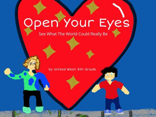 Open Your Eyes: See What the World Could Really Be