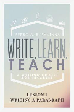 Write, Learn, Teach - Lesson 1