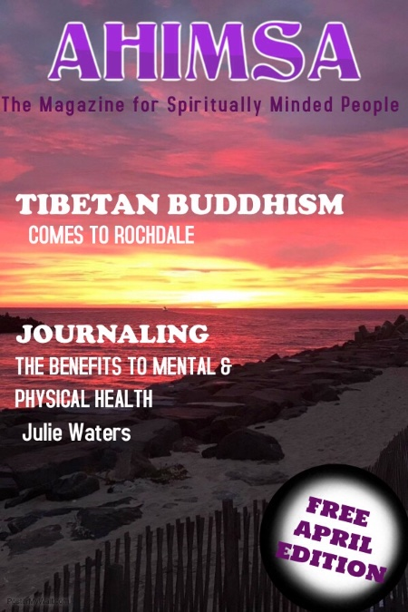 Ahimsa - Magazine For Spiritual People