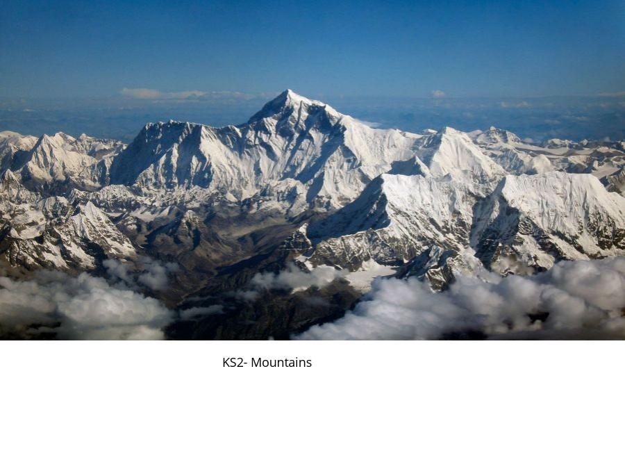 KS2 Mountains