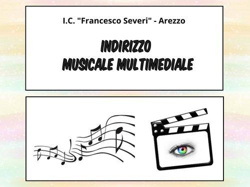 INDIRIZZO MUSICALE MULTIMEDIALE
