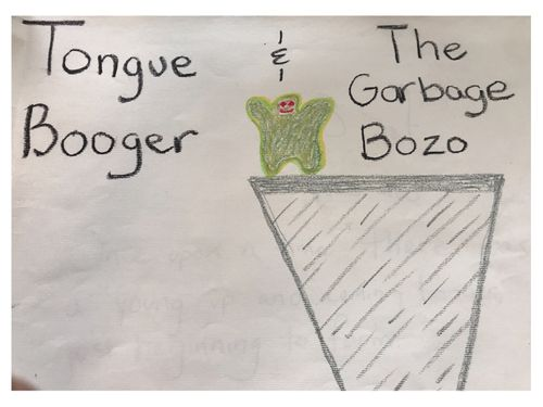 Tongue Booger & the Garbage Bozo